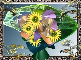 virtueller-Blumenstrau